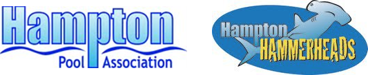 Hampton Pool Association Retina Logo